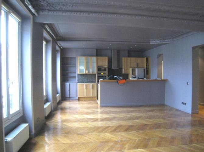 Aménagement et décoration d'un appartement. : Avant travaux