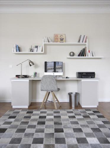 Aménagement et décoration d'un appartement. : Après travaux 5
