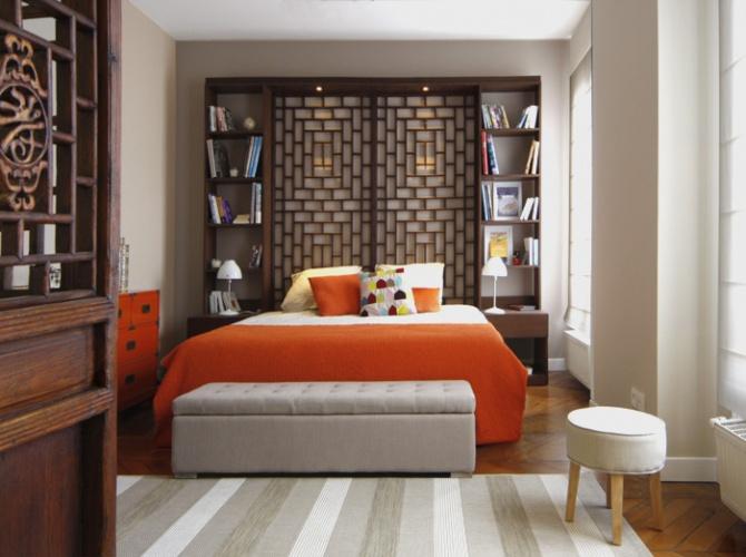 Aménagement et décoration d'un appartement. : Après travaux 7