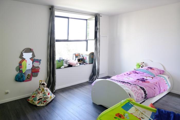 Maison Cubique : chambre enfant