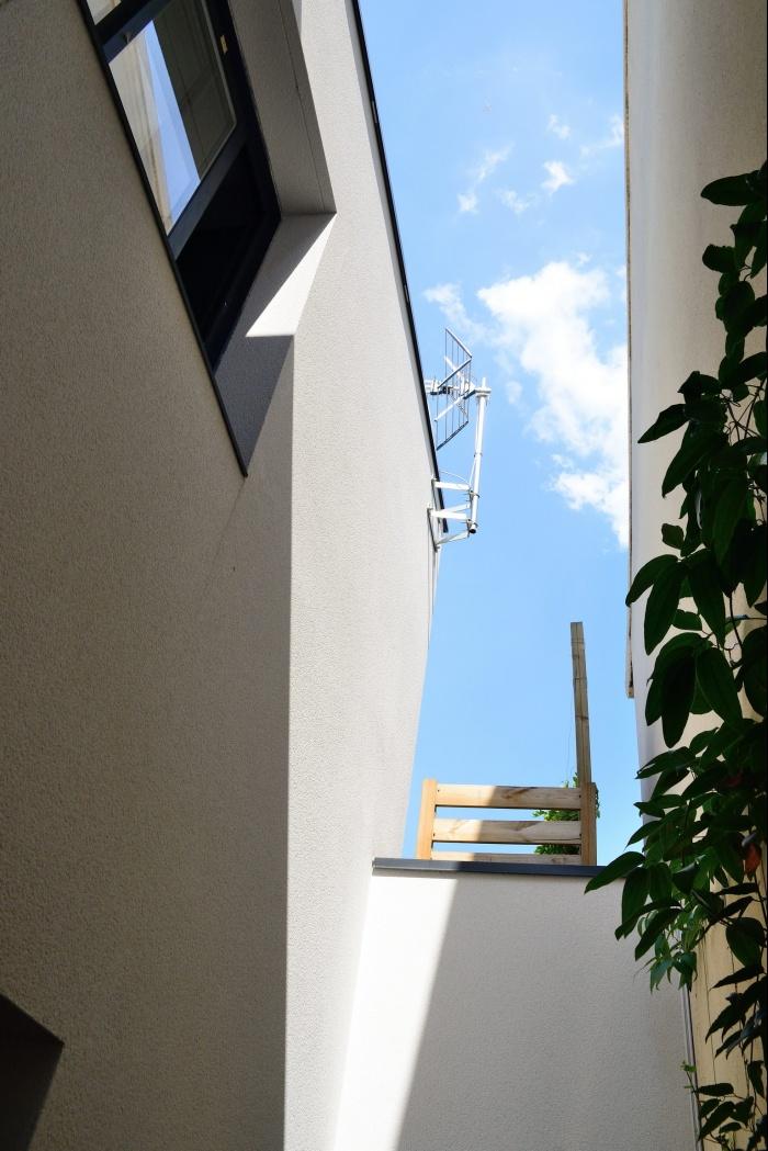 Maison Cubique : terrasse2