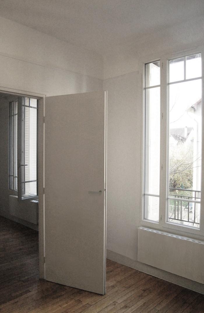 Rénovation légère d'un appartement