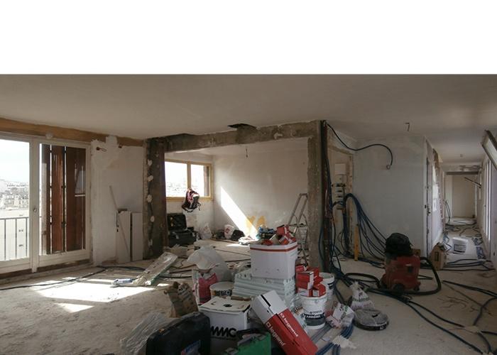 Rénovation d'un appartement de 115 m²_Paris 15ème : WEB_VILLON_72dpi_140509_photo chantier