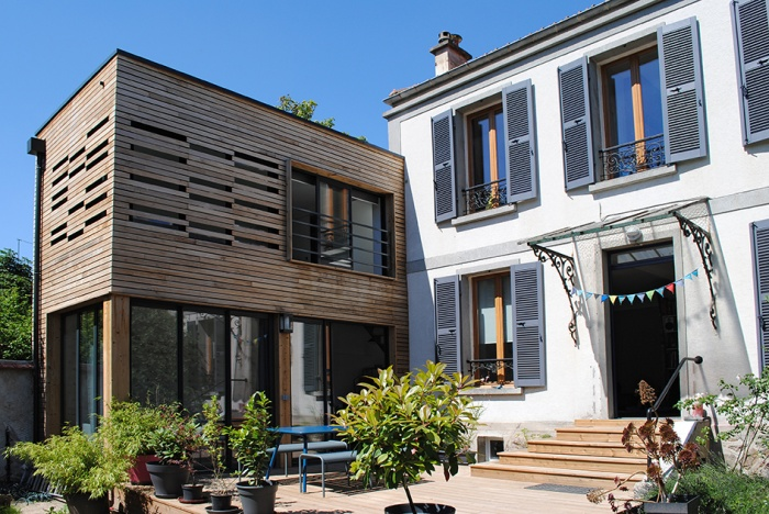 architectes habiter le jardin fontenay sous bois. Black Bedroom Furniture Sets. Home Design Ideas