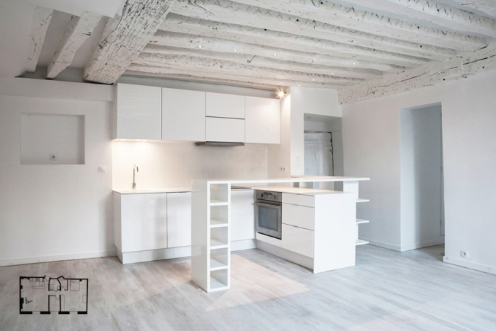 Appartement à Paris 3