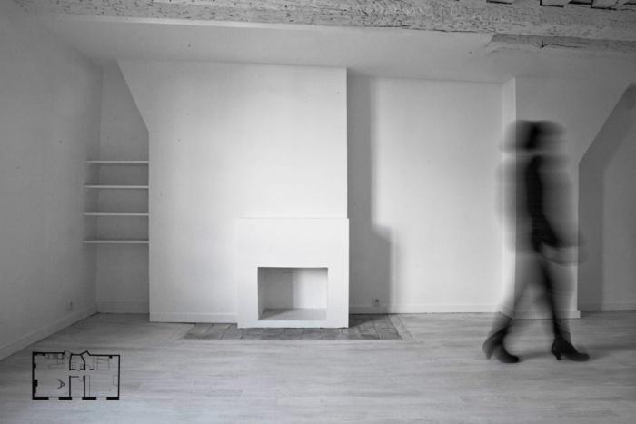 Appartement à Paris 3 : CH03