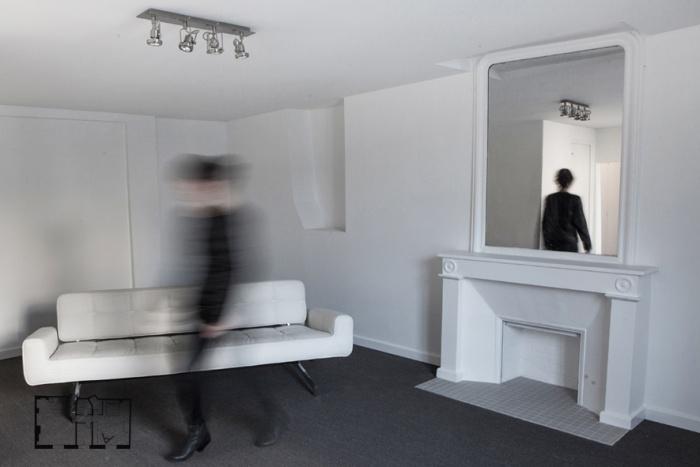 Appartement à Paris 3 : CH04
