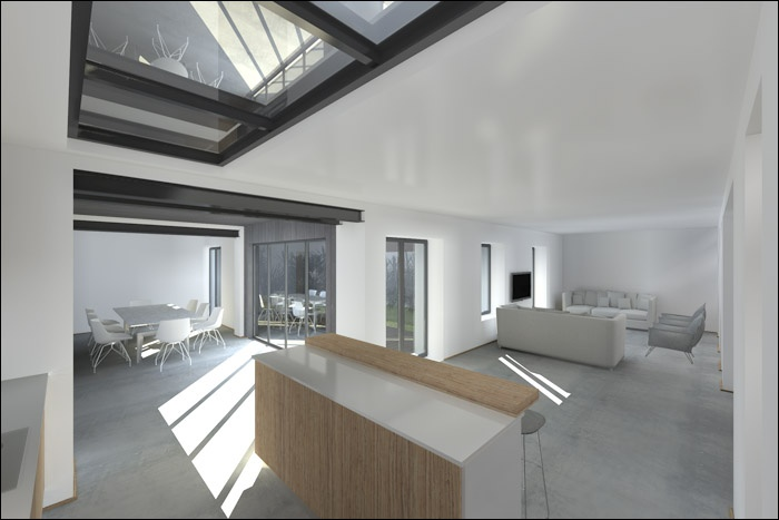 citYhouse / Création maison de ville Paris 17