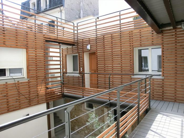 Réhabilitation, extension et surélévation d'un immeuble insalubre - Meaux