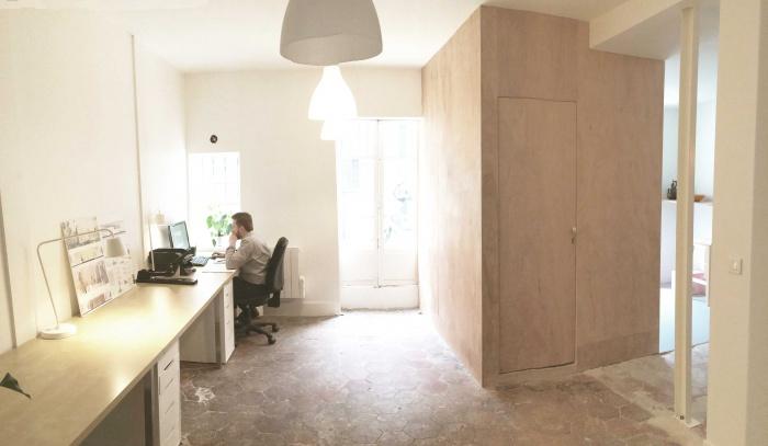 Bureaux_rénovation Montmartre : bureaux_P-(1)