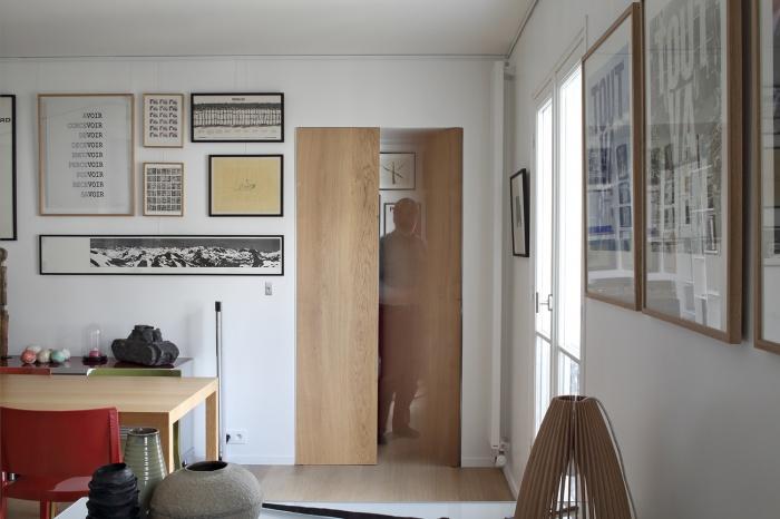 appartement gobelins paris une r alisation de texier soulas. Black Bedroom Furniture Sets. Home Design Ideas