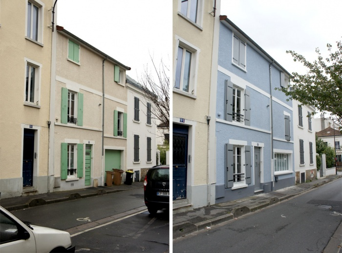 Rénovation Maison de ville