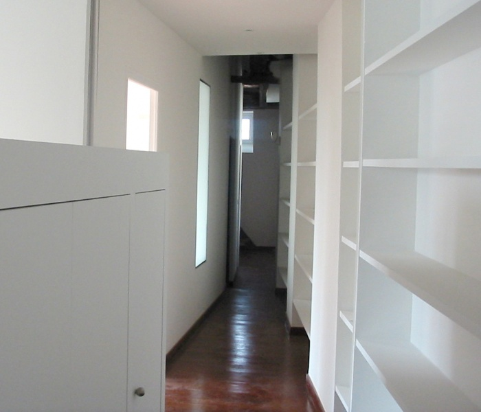 appartement CHERKY : vue sur couloir  inverse