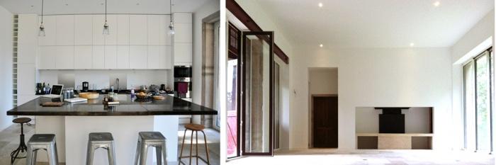 Maison V_Rénovation lourde d'une écurie en maison : maison_Villand bande2