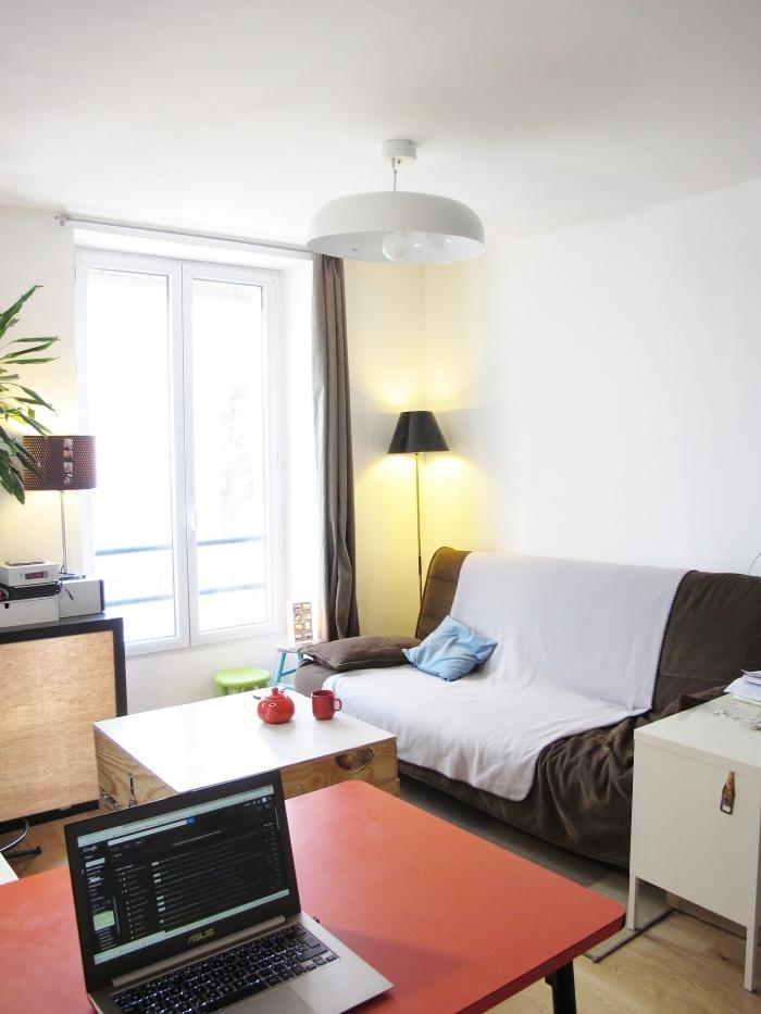 Reconfiguration d'un appartement à Paris