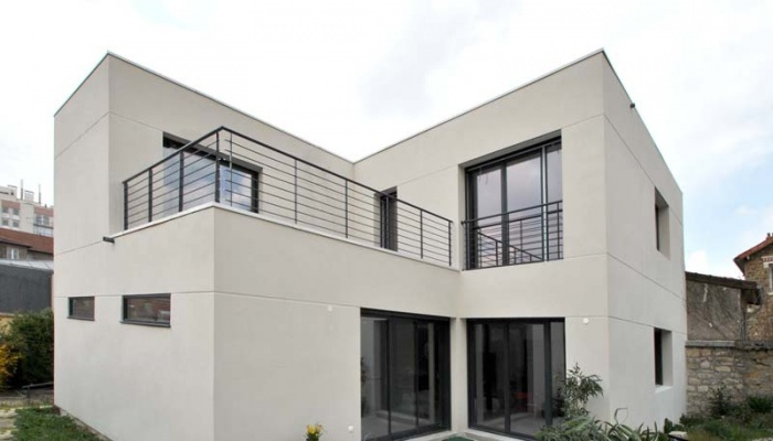 Maison contemporaine BBC CLM (92)