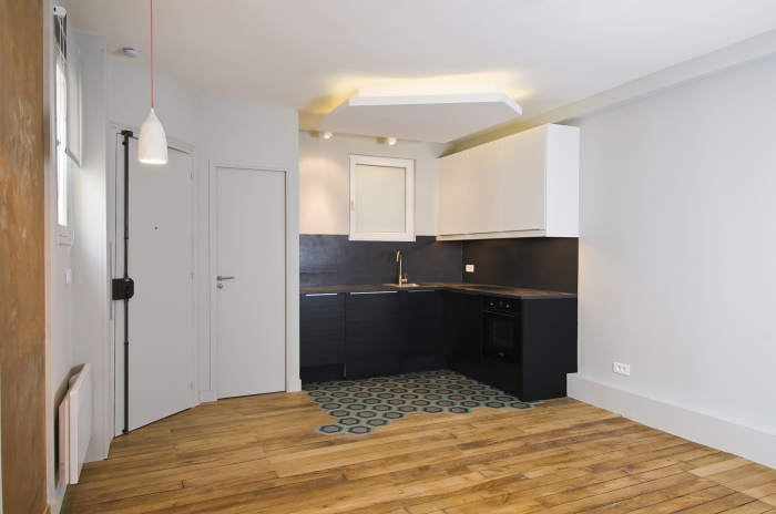Appartement rue du Chemin vert