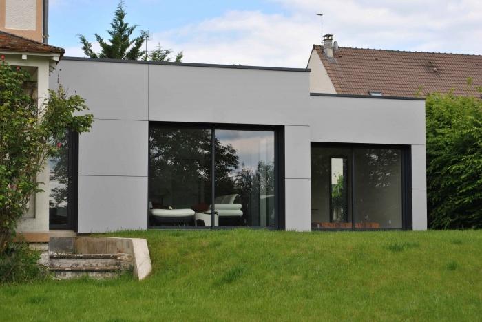 Extension de maison LSS (77)