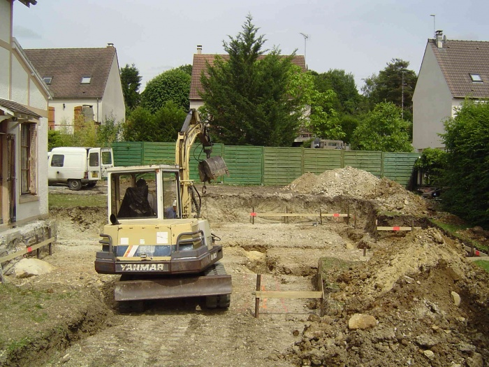 Extension de maison LSS (77) : photo-8-chantier-extension-maison-bois-lss-77.JPG