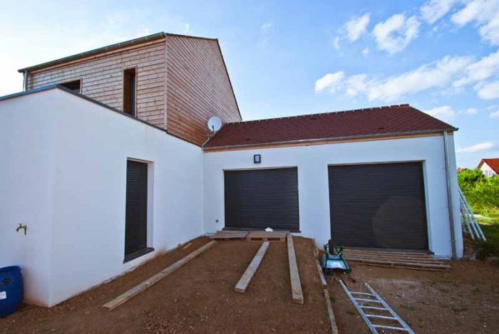Maison contemporaine MCY (77) : photo-sud-maison-contemporaine-mcy-77-sd