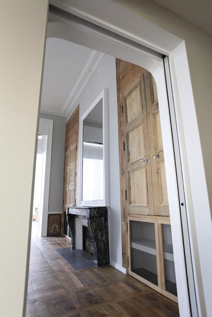 R Novation Int Rieure Rue De Turenne Paris Une
