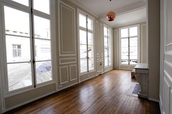 Rénovation intérieure, rue de Turenne : 3