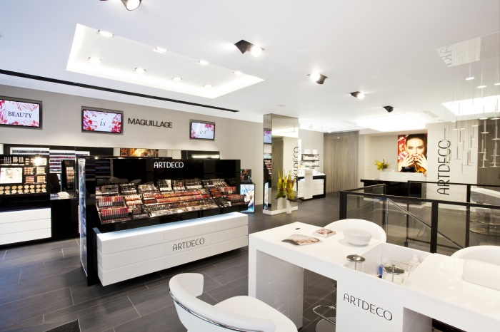 Boutique ARTDECO COSMETICS : La boutique 2