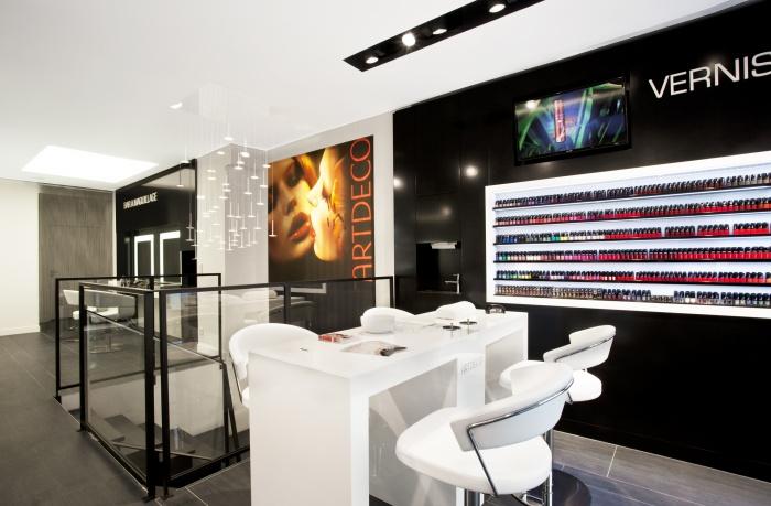 Boutique ARTDECO COSMETICS : Le bar à ongles