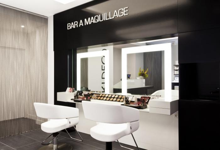 Boutique ARTDECO COSMETICS : Le bar à maquillage