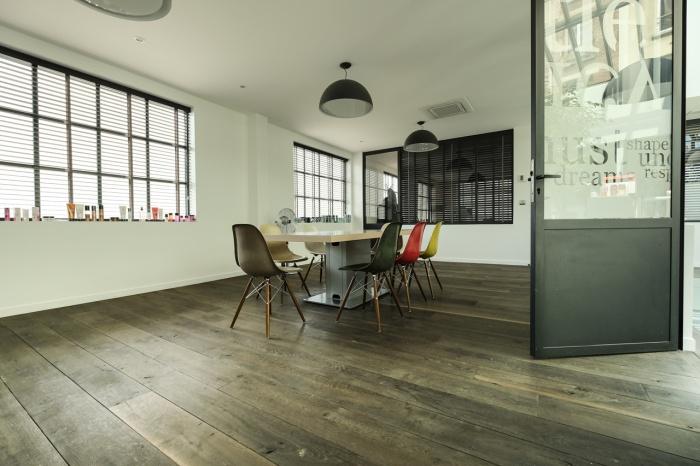 Aménagent du nouveau siège social d'une agence de Design Global : salle réunion A