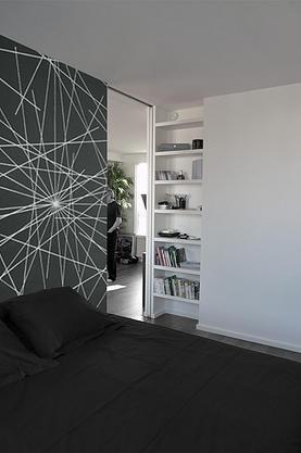 l15 reamenagement 3 pieces appartement terrasse paris une r alisation de tnt architecture. Black Bedroom Furniture Sets. Home Design Ideas