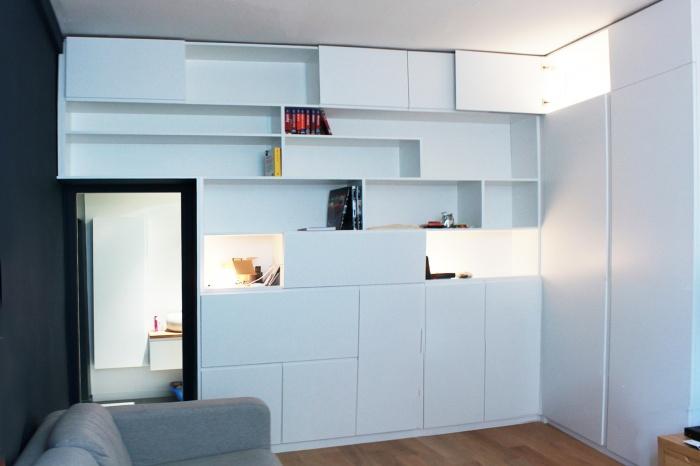 Réhabilitation d'un appartement à Paris