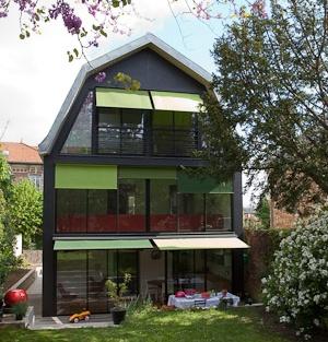 Un projet réalisé par Atelier d'Architecture Bm²