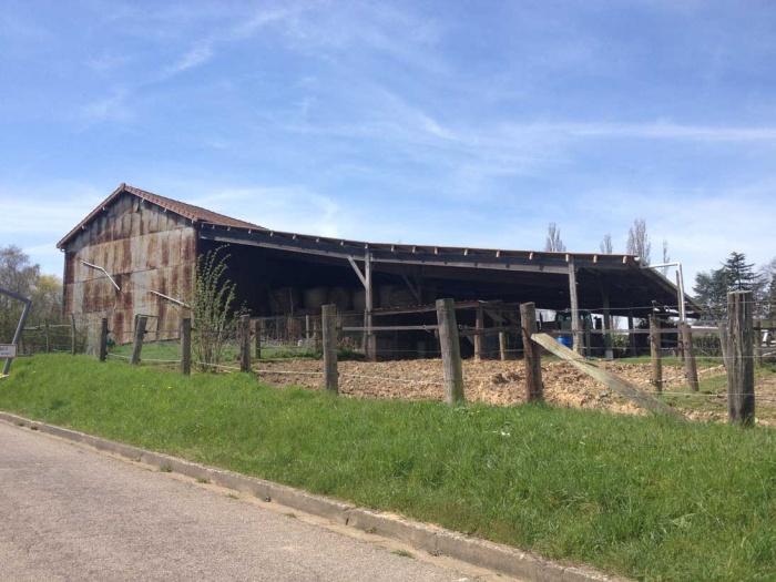 Architectes maison individuelle dans un hangar - Maison dans hangar metallique ...
