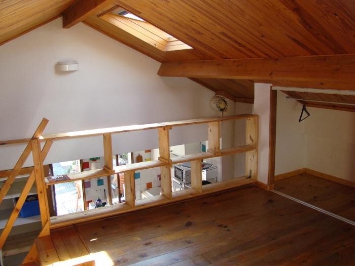 Transformation d'un local d'activité en habitation