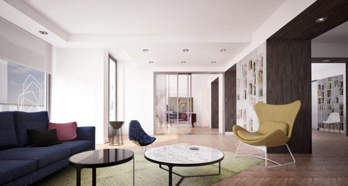 Rénovation appartement Boulogne