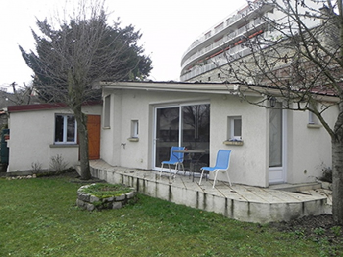 Atelier grange architecture cachan r alisations et contact - Transformation d un garage en habitation ...