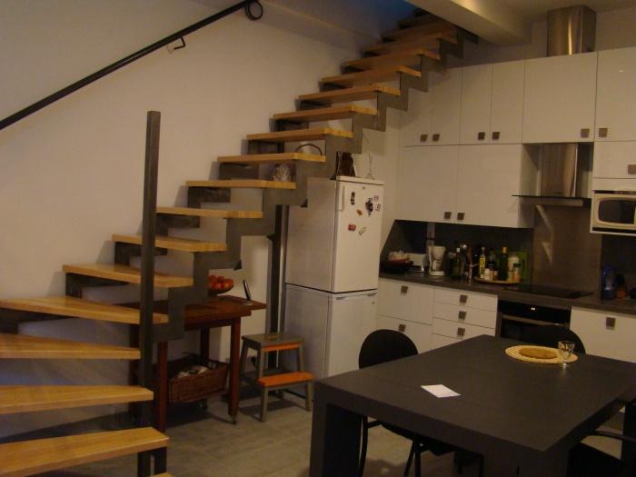 architectes transformation d 39 une usine en loft. Black Bedroom Furniture Sets. Home Design Ideas
