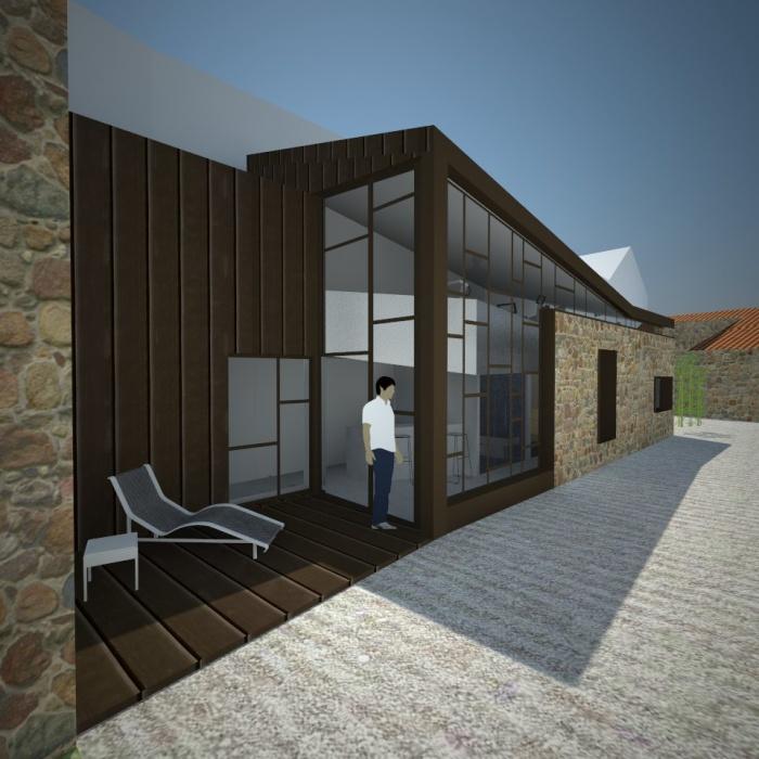 architectes extension de maison saint maur des fosses saint maur des foss s. Black Bedroom Furniture Sets. Home Design Ideas