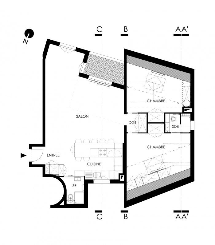 Rénovation d'un appartement : Plan du projet