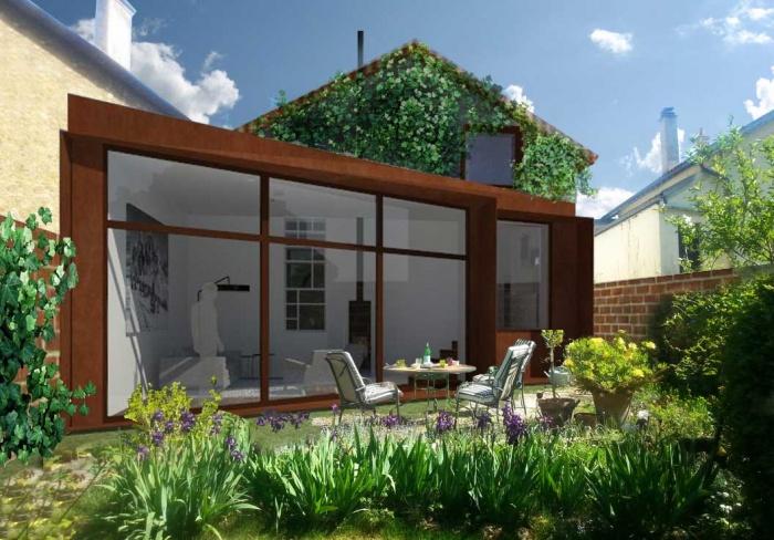 nim architecture paris r alisations et contact. Black Bedroom Furniture Sets. Home Design Ideas