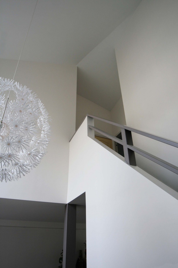 Un projet réalisé par JANAND + DELAHOUSSE ARCHITECTES