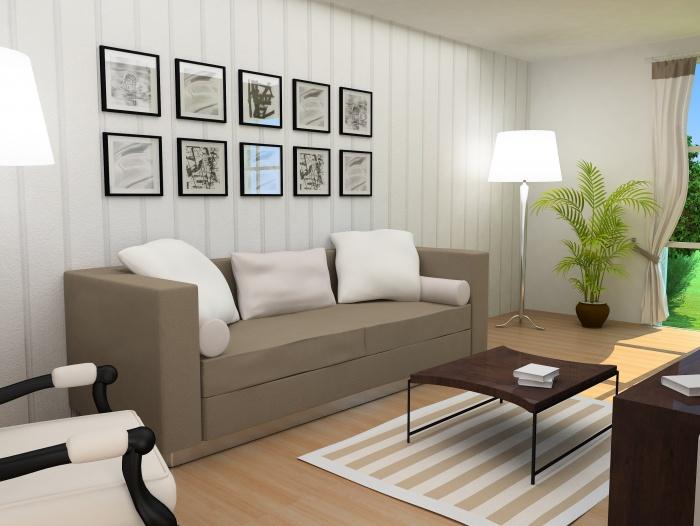 Résidence de tourisme 4 étoiles : Salon - cottages1