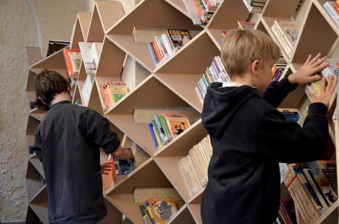 Bibliothèque des Enfants : 2