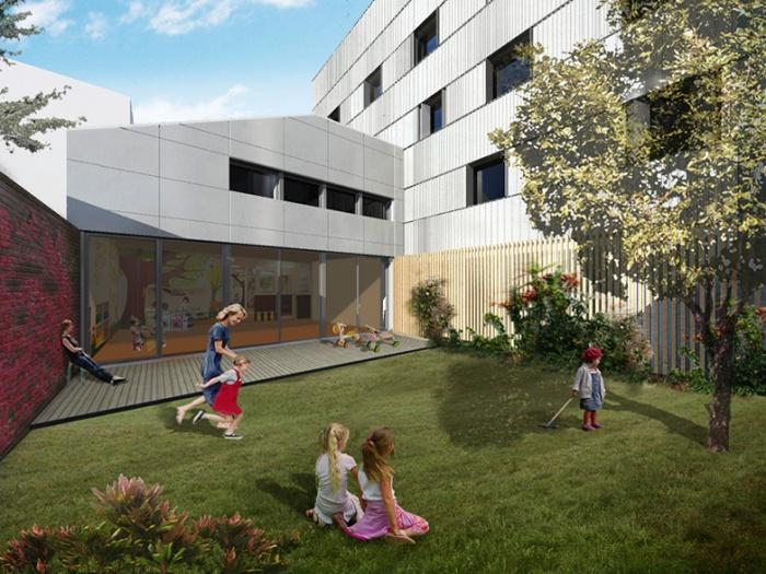30 scolaire d 39 architectes - Animalerie bordeaux lac ...