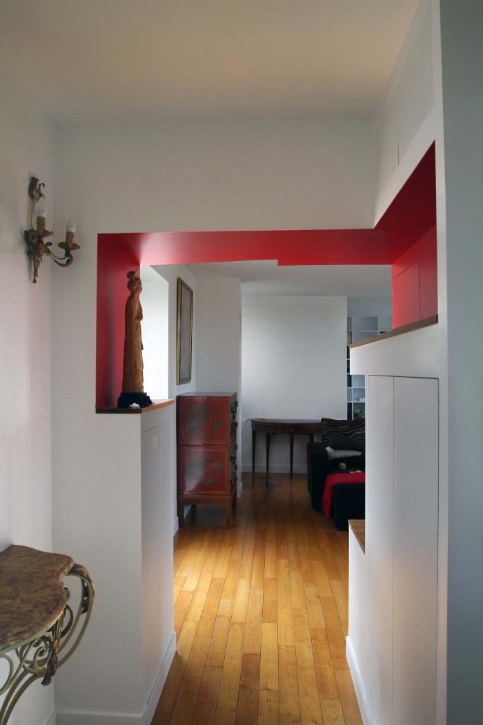Appartement privé : Entrée