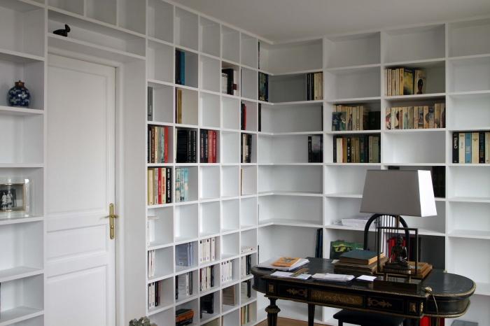 Appartement privé : Bureau