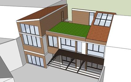 Habitat groupé de 6 logements