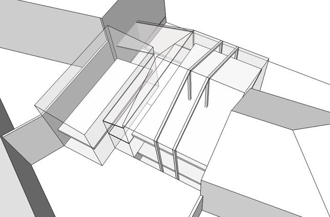 Habitat groupé de 6 logements : 2
