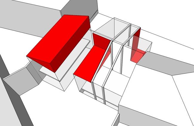 Habitat groupé de 6 logements : 3